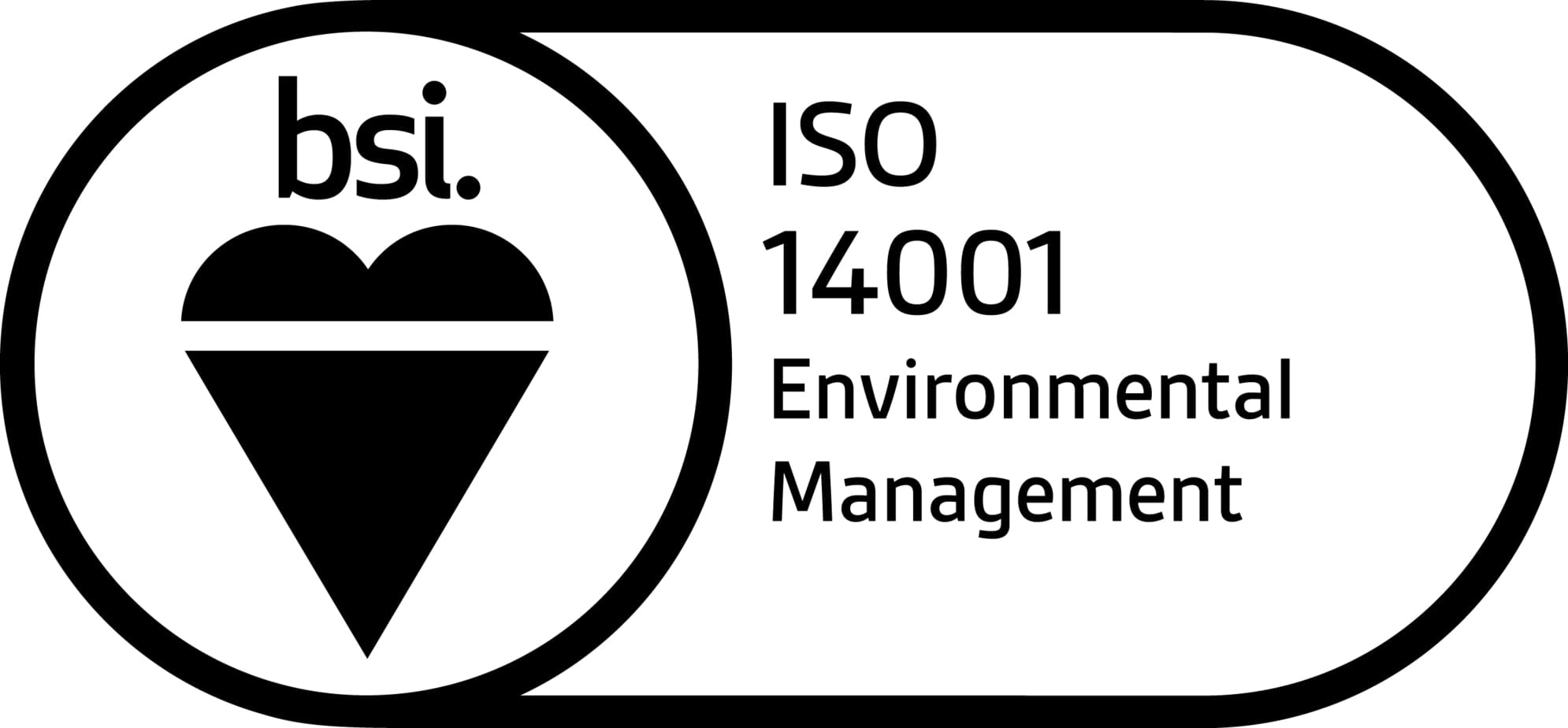 ISO 14001 accreditated waste management company