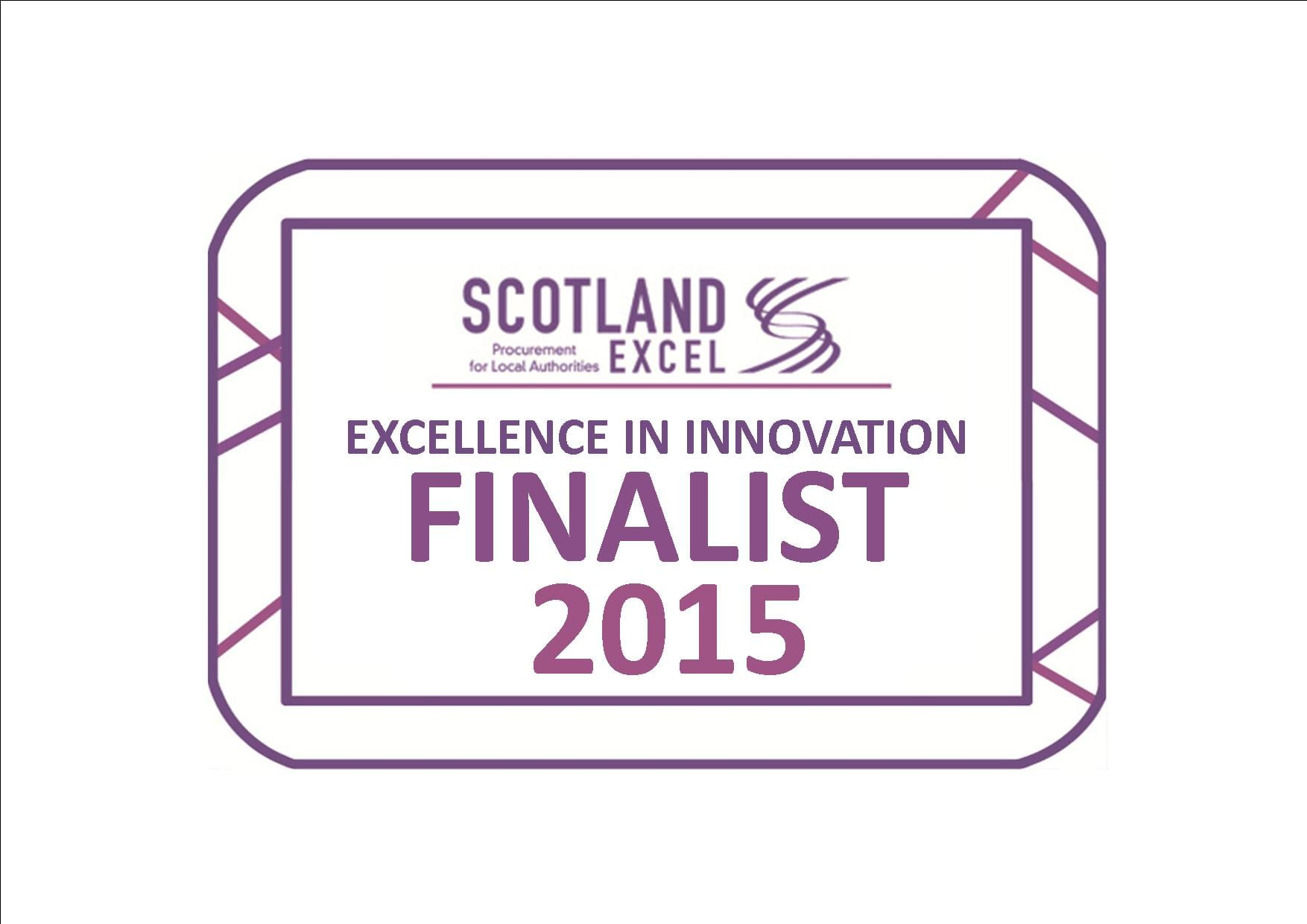 finalist for supplier excellence