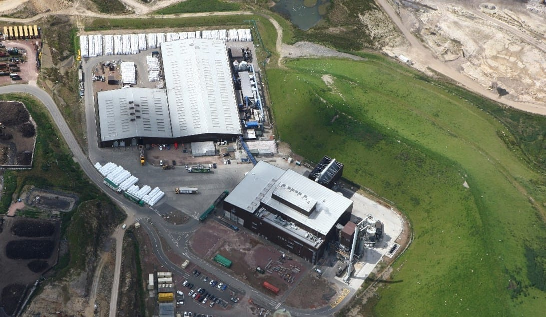 Levenseat EfW facility